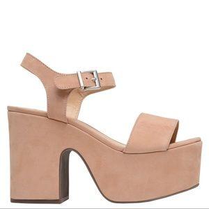 Brand new, never worn, Schutz Tuke Platform Sandal